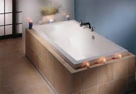 oceania légende oval freestanding bathtub w pedestal