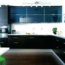 meuble haut cuisine noir laqué meuble cuisine noir meuble de cuisine noir laquac meuble cuisine