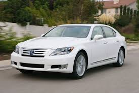 toyota lexus sedan 2011 lexus ls 600h l review ratings specs prices and photos