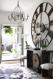 elevate your living room design by using clocks u2013 living room ideas