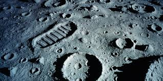 American Flag On The Moon The Moon Communion Of Buzz Aldrin That Nasa Didn U0027t Want To
