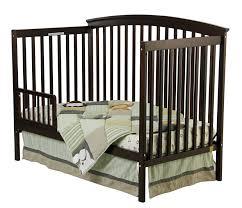 Espresso Baby Crib by Dream On Me Eden 4 In 1 Convertible Crib
