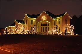 Christmas Decorating Home Outdoor Spot Light For Christmas Decorations Illuminator Lights