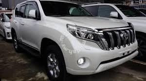 toyota land cruiser prado txl 2014 2014 toyota prado txl 2 7 unreg high spec cars for sale in
