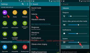 android volume samsung galaxy s5 how to adjust sound volume in android 4 4 2 kitkat