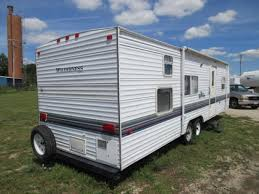1999 fleetwood wilderness 29s travel trailer fremont oh youngs rv