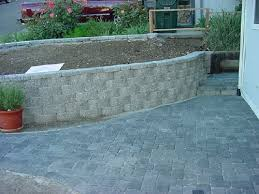 Black Diamond Landscaping by Retaining Walls Black Diamond Paver Stones U0026 Landscape