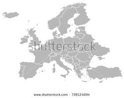 map europe vector vector maps of europe