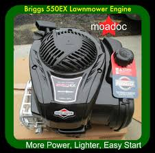 briggs u0026 stratton 550ex ohv engine