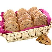 cookie basket fresh baked cookies delivered right to their door gourmet