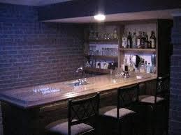 Basement Bar Design Ideas Homemade Basement Bar New Architecture Picture New At Homemade