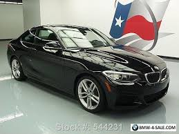 2 series bmw coupe 2016 bmw 2 series 228i coupe m sport turbocharged sunroof for sale