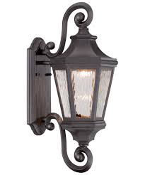 L Outdoor Lighting Minka Lavery 71822 Hanford Pointe 9 Inch Wide 1 Light Outdoor Wall