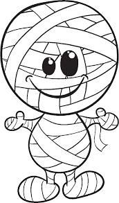 imagenes de halloween tiernas para colorear dibujos de halloween para colorear imagenes hall on para colorear