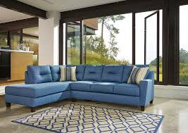 Navy Blue Leather Sectional Sofa Look Blue Sectional Radionigerialagos