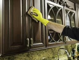 how do you clean kitchen cabinets without removing the finish how to remove grease from kitchen cabinets 3 methods bob