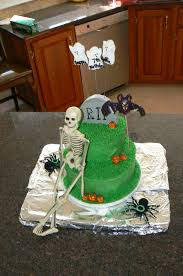 halloween u201crip u201d cake cakesbykat u0027s blog