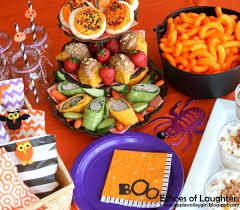 halloween kid party food a halloween party echoes of laughter