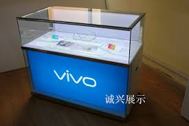 New Counters Vivo Mobile Phones Samsung New Checkout Counter Mobile Cabinet