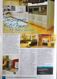 press coverage the used kitchen company