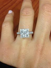 square cut halo engagement rings square wedding rings wedding corners