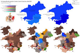 2004 Election Map by Resources Wales Election Maps Alternatehistory Com Wiki