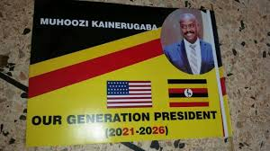 muhoozi for president u0027 campaign flyers emerge on social media