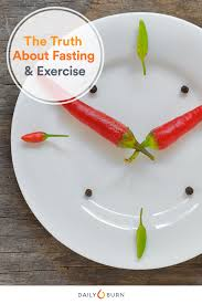 light headed after exercise intermittent fasting should you exercise on empty life by dailyburn