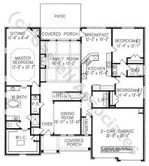 Single Story Four Bedroom House Plans Unique Single Family Home Plans Architecture Nice
