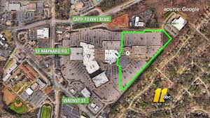 Cary Map Plans For Cary Ikea Gets Green Light More Acres Abc11 Com
