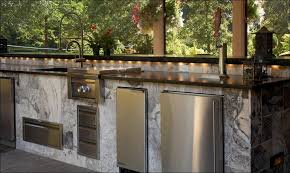 Outdoor Kitchen Cabinet Kits by Kitchen Outdoor Kitchen Accessories Built In Outdoor Kitchen