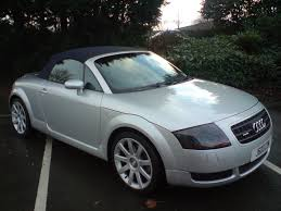 audi tt roadster for sale