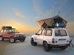 lexus gx roof rack toyota land cruiser 80 roof rack half cargo rack tall front runner