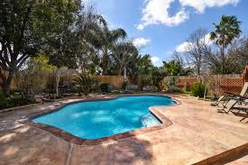 Pool Ideas For Backyard Carvestone Can Cover Concrete Pea Gravel Cool Deck And Brick Pool