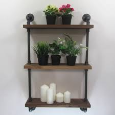 Rustic Wood Bookshelves by Popular Rustic Wood Shelf Buy Cheap Rustic Wood Shelf Lots From