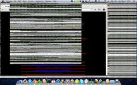 Resuming Macbook When Resuming From Hibernate Weird Garbage On Screen