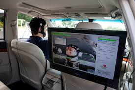 voice controlled systems create driver distractions study shows