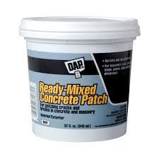 ready mixed concrete patch dap