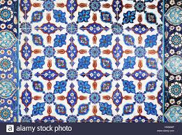 Ottoman Tiles Ottoman Tiles Stock Photo 133593391 Alamy