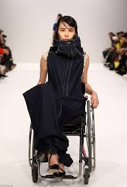 amputee models take to the runway at teatum jones lfw show daily