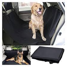 protection siege auto chien housse de protection siège auto universel tapis hamac imperméable