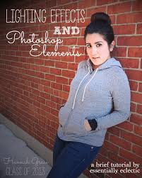 typography portrait tutorial photoshop elements how to use lighting effects in photoshop elements mom makes joy