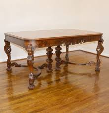 batesville cabinet co baroque italian style dining room table