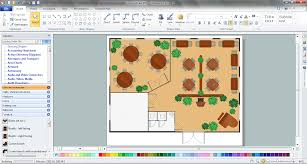 Restaurant Floor Plan Creator by Cafe And Restaurant Floor Plans Cafe Floor Plan Design Software