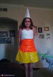 candy corn costume corn girl costume