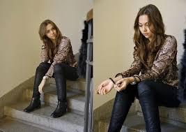 snake print blouse couture h m blouse buffalo boots snake print blouse