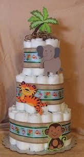 Safari Baby Shower Centerpiece by Safari Baby Shower Baby Boy Jungle Theme Centerpieces Backdrop
