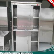 restaurant stainless steel kitchen cabinet kitchen cupboard