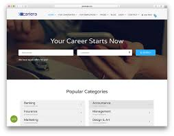 Web Design Home Based Jobs 20 Best Job Board Themes And Plugins For Wordpress 2017 Colorlib