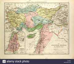 Map Of The Roman Empire Map Of The Asian Provinces Of The Roman Empire Small Asia And